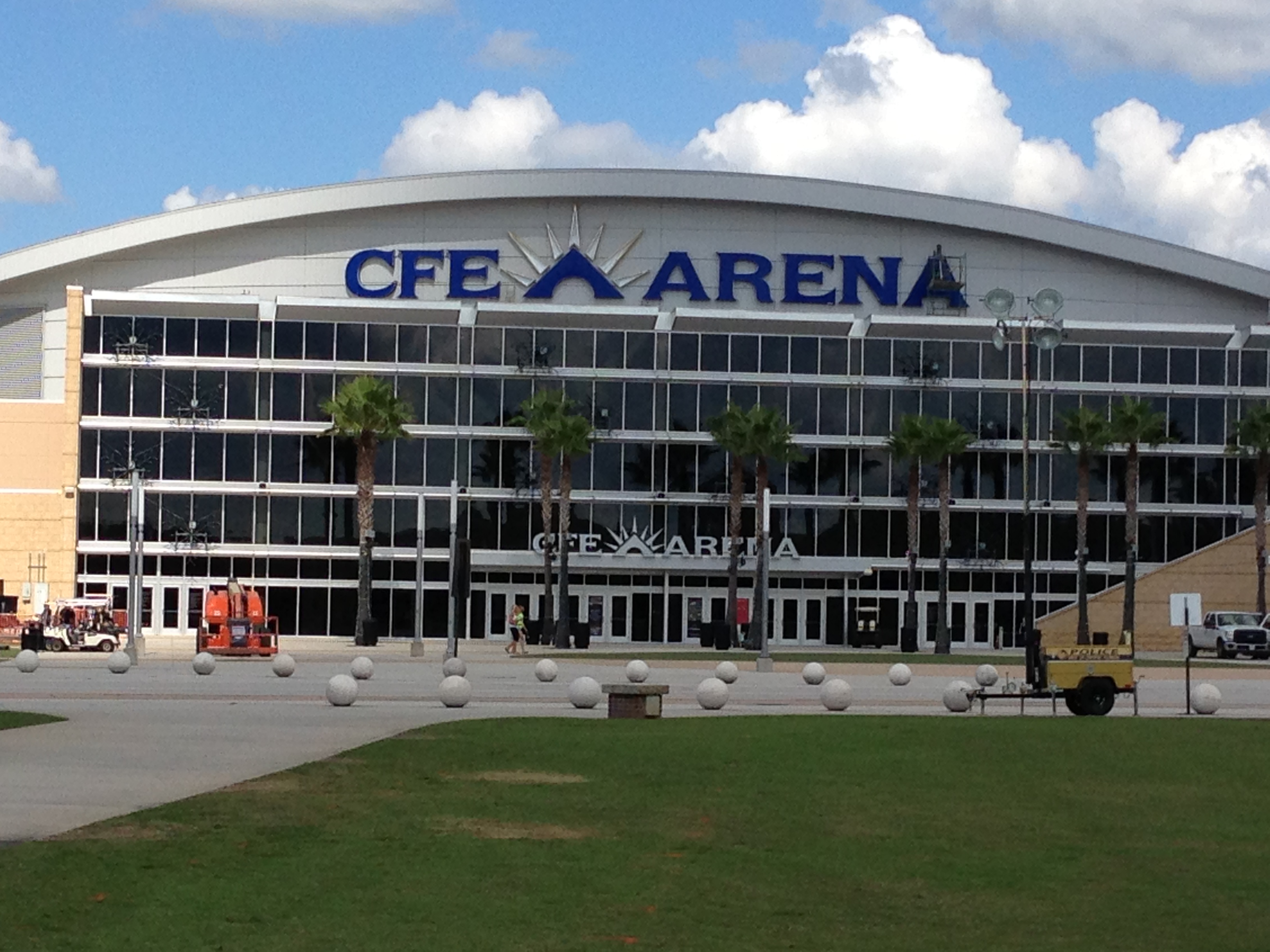 Central Florida East Arena